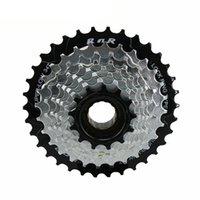 Wholesale New Arrival MTB Bike Freewheels Speed T Mountain Road Bicycle Sprockets Threaded Cassette Flywheels MN0149