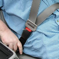 Wholesale 2 Universal quot Car Seat Seatbelt Safety Extender Belt Extension Buckle F00110 SPD