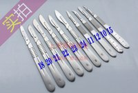 Wholesale Disposable surgical blades Medical Supplies Carbon steel individual package