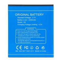 Wholesale DOOGEE X5 Battery mAh Original New Replacement accessory accumulators For DOOGEE X5 Pro Phone In Stock