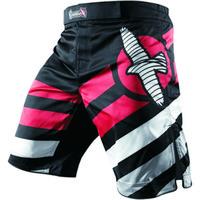 all'ingrosso hayabusa mma-All'ingrosso-Tiger Muay Thai Hayabusa Fightwear Elevate economico MMA Kick Boxing Lotta Trunks Top Nuovi nero MMA Shorts Mens Pantaloncini da pugile