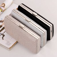 Wholesale Woman luxury handbags Evening bag Diamond Rhinestone Clutches Crystal Day Clutch Wallet Purse for Wedding Party Banquet evening bag for lady