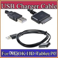 barnes noble nook hd - High quality ft Replacement USB Data Charger Cable Cord For Barnes Noble Nook HD Tablet A PS