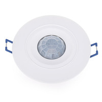 Wholesale DC V Ceiling Human Body Infrared Module Motion Sensor Switch Using in the stairs balcony lt no tracking