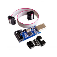 asp type - PC SBASP USB AVR Programmer for Atmel USB ASP USBISP ISP Bootloader NEW PC PIN TO PIN ADAPTER