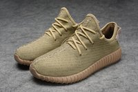 Cheap (With Box) Wholesale 2016 High Quality Authentic Yeezy Boost 350 Yeezy Women Men Shoes Sneakers Yeezy 350 Online Running Shoes Fashion Shoes