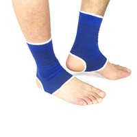 Wholesale 1 Pair Professional Sports Super Strong Ankle Bandage Brace Guard Support Ankle Support Medical Protective Basketball Ankle