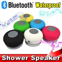 ar speakers - Waterproof Bluetooth Speaker Wireless Speaker Bluetooth Portable Shower Speakers ar Handsfree Receive Call Music