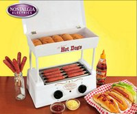 Wholesale small household Sausage machine hot dog grilled sausage machine machine machine breakfast machine grill iron