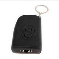 Wholesale K95 phone new style Keychain self defense torch tazer black pink color in stock