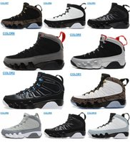 Wholesale Hot selling classics Men s JIX sports Boots A9 Basketball Shoes Fashion high quality air Sneakers Sport Shoes for men Size8