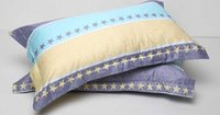 Wholesale 2pc Bedding Standard cotton Pillow Case pillow cases pillow cover many Colors good quality A1