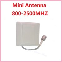 Wholesale Newest dbi Mhz indoor outdoor Panel antenna gsm G radio antenna LTE G panel antenna mini size FDD TDD antenna pc