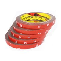 Wholesale Die cutting Customized Double Sided Acrylic Foam Tape M Automotive For Auto Car m x mm