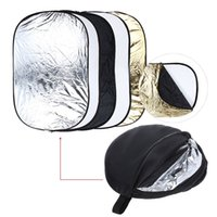 Wholesale Andoer quot quot cm in Light Reflector Multi Portable Collapsible Studio Photo Photography Accessories