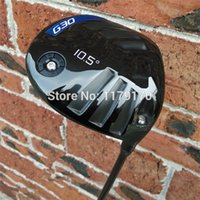 Wholesale Black G30 Golf Driver Clubs G30 Driver Regular or Stiff Flex Graphite Shaft Degree With Head Cover