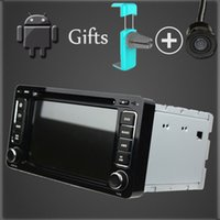 Wholesale Quad Core Car DVD GPS Navigation for MITSUBISHI outlander Android Capacitive Screen Car Stereo with Radio OBD Support CANBUS