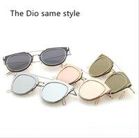 ancient shields - Fashion Sunglasses Metal Sunglasses Designer Sunglasses For Women And Men Restoring Ancient Ways Is Sunglasses UV