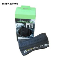 Wholesale WEST BIKING Bicycle Tire Mountain Bike The Folding Tires Neumaticos Use For City Competition And Cross country Cycling