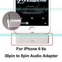 apple audio interface - pin female Dock to pin male mm Audio Sync Charger Adapter for Apple iPhone s Applies to pin interface
