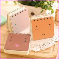 Wholesale 144 Sheets Mini Pocket Notebook Student Spiral Book Diary Portable Notepad Stationery Office School Supplies Gift