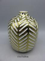 Wholesale home decorate fashion beutiful vase