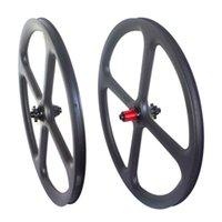 Wholesale 650B Four spoke mtb carbon wheels mm width er mtb carbon wheelset tubeless wheels