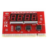 Wholesale YME Computer Motherboard LED Four Digit Analysis Diagnostic Test POST Card PCI High Quality
