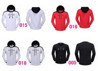 Cheap Wholesale- Balmain SELL!BILLIONAIRE BOYS CLUB Hoodie sweatshirt hip hop clothes sportswear fashion brand new 2016 men hip-hop rap sweats