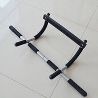 Wholesale Horizontal Bar Parallel Bar Indoor Wall Frame Chin up Crossfit and Fitness Workout Training Home Exercise Door Bar