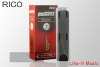 Wholesale RICO Plasticover Alto Sax Reed Eb Strength Saxophone Reeds Accessories