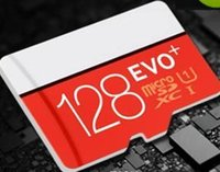 Wholesale hot EVO Memory Card GB GB SDHC GB GB SDXC MB S Micro SD TF Class10 Class10 Flash Memory Cards
