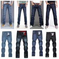 jeans wholesale price - 2016 FACTORY PRICE SAELE jeans for men Men s jeans straight jeans Korean men s trousers inventory size Random mix
