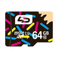 Wholesale Real Capacity LD Brand Micro SD TF Card GBClass LData MicroSD UHS1 Memory Card for Android Smart Mobile Phone