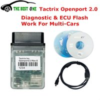 Wholesale 2016 Newest Tactrix Openport ECUFLASH Cable For CAN ISO K Line Protocol Tactrix Open Port USB ECU Flash Chip Tunning