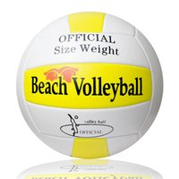Wholesale Official Size PU Indoor Outdoor Training Volley Ball or Beach Volleyballs