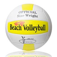 beach volleyballs - Official Size PU Indoor Outdoor Training Volley Ball or Beach Volleyballs