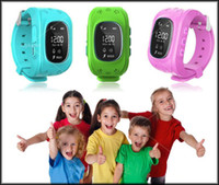 baby safe homes - Q50 Smart Kid Safe GPS Watch Wristwatch SOS Call Location Finder Locator Tracker for Kid Child Anti Lost Monitor Baby Gift PK DZ09