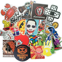 vinyl sticker - 300pcs RANDOM Sticker Bomb Decal Vinyl Roll Car Skate Skateboard Laptop Luggage