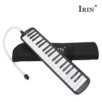 Wholesale Key Melodica Piano Keyboard Style Harmonica Toy instrumentos musicais profissionais sanfona playing acordeon with bag