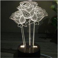 Wholesale Newest LED D Lamp LED Lighted Toys D Sleep Light Night Light Kids Boys girls Bedroom Monsterzzz