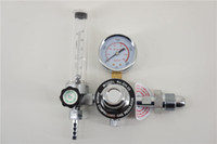 Wholesale HITBOX factory Argon Regulator AR Reducer Pressure Gas Flowmeter for tig welding machines