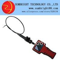 Wholesale SB IE88DR mm M industrial borescope M flexible tube AV endoscope camera diagnostic borescope with mirror hook magnet