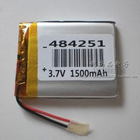 battery logger - New Li ion Cell V mAh lithium polymer battery Taipower C430 GPS navigator logger For GPS Mobile Computer Parts