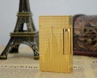 Wholesale Genuine ST memorial Dupont lighter Copper core France Langqing lighter Y