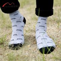 Wholesale off emoji socks stylish men cotton glass pattern socks meias kd socks hip hop funny socks color HIGH QUALITY