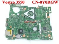 Wholesale Original laptop motherboard Y0RGW for Dell Vostro CN Y0RGW Notebook PC system board Y0RGW Tested Days warranty