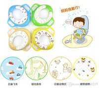 baby toilet seats - baby soft toilet training seat cushion child seat with handles baby toilet seats Pedestal Pan