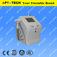Wholesale ipl hair removal machine laser elight elos acne treatment equipment with ce certification with handles SHR multifunction machine