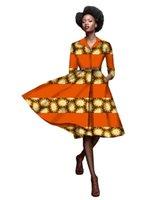 plus size clubwear - Plus Size Women Clothing African Short Dresses Custom Wax Sexy Bodycon Dresses Clubwear Unique Plus Size Women Clothing WY080